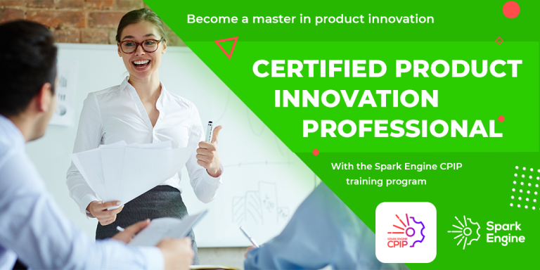 Certified Product Innovation Professional banner